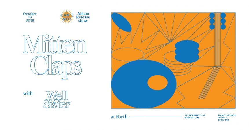 Mitten Claps - Can't Not Album Release Show