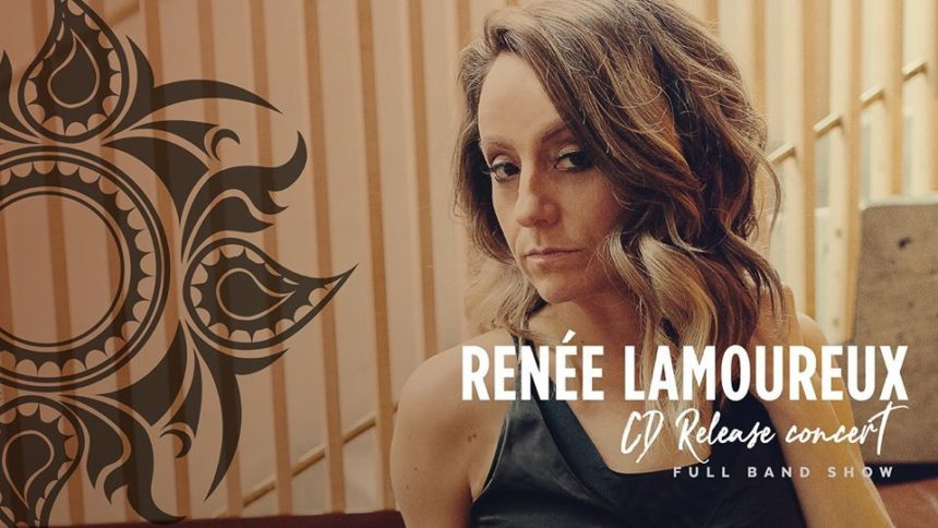 Renee Lamoureux's Empower Album Release