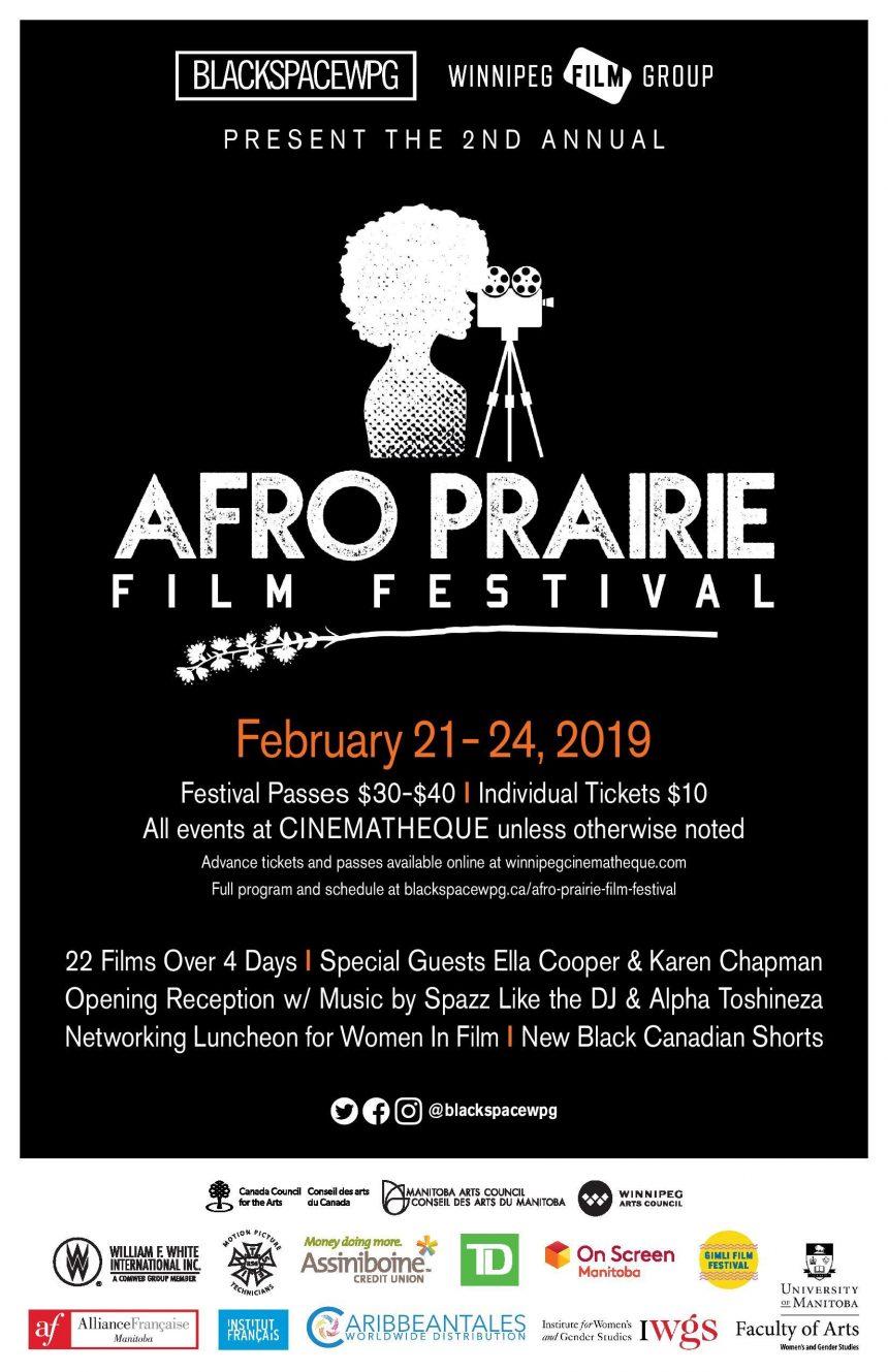 Second Annual Afro Prairie Film Festival