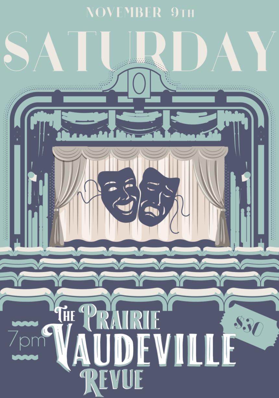 2nd Annual Winnipeg Crankie Festival - The Prairie Vaudeville Revue