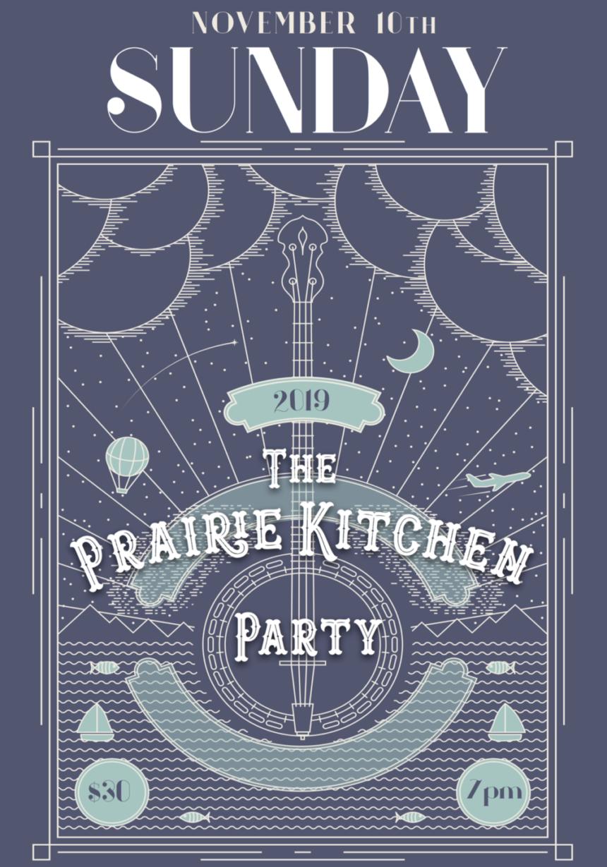 2nd Annual Winnipeg Crankie Festival - The Prairie Kitchen Party