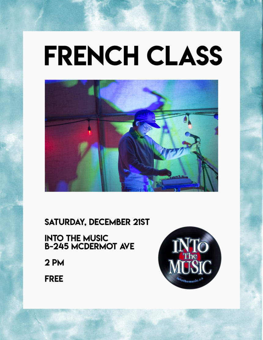 French Class Live In-Store