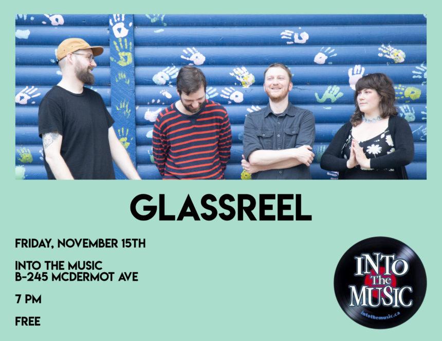 Into the Music presents Glassreel