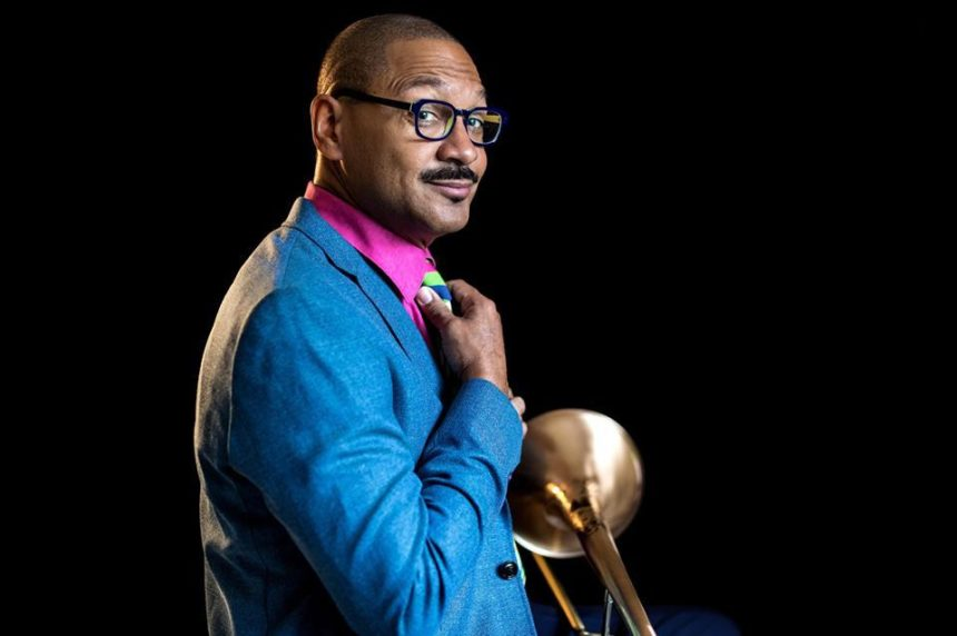 Jazz Winnipeg and the Winnipeg Jazz Orchestra present Delfeayo Marsalis and the Uptown Jazz Orchestra