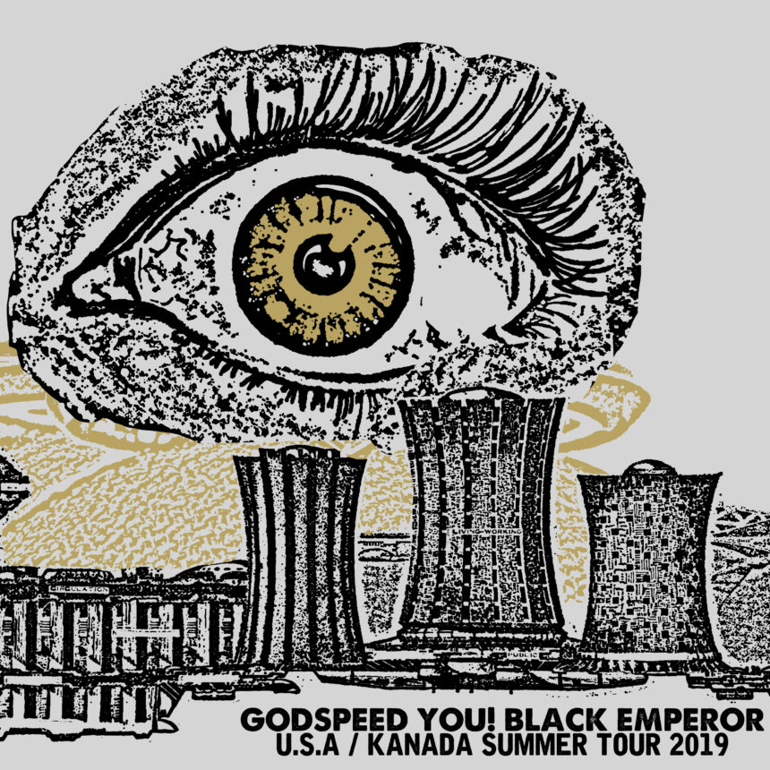 The Winnipeg Folk Festival Presents: Godspeed! You Black Emperor!
