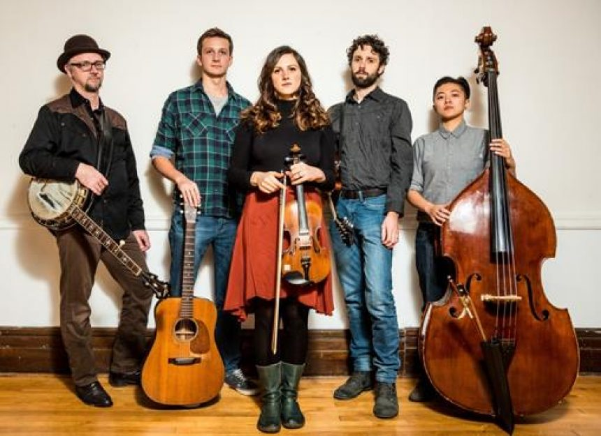 Spruce and the Meadowlark's Orchard Season Album Release