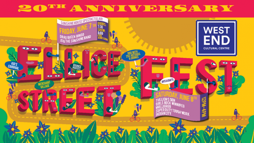 20th Annual Ellice Street Festival