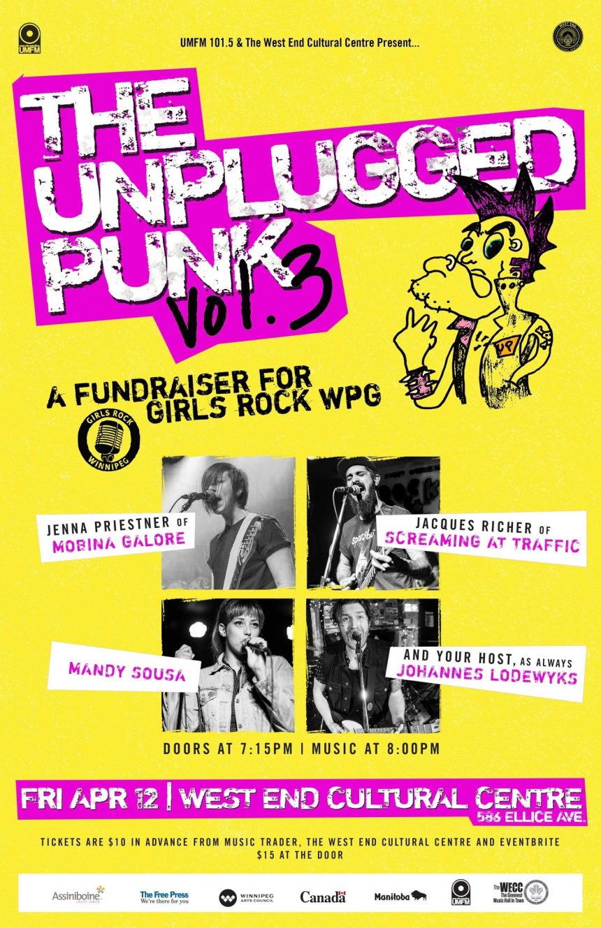 The Unplugged Punk Vol. 3