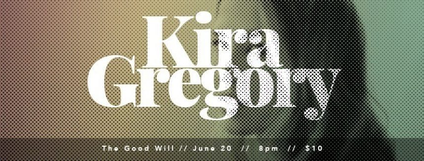 Kira Gregory EP Release with Ben Stopfel and Virgo Rising