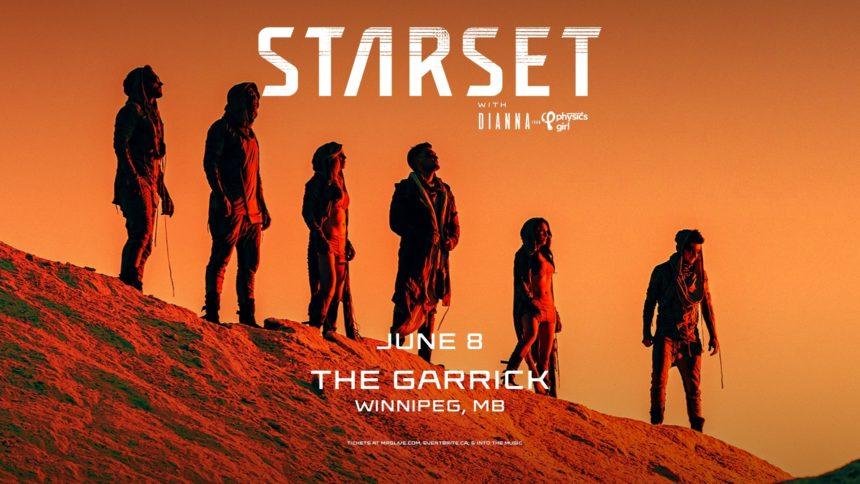 MRG Concerts Presents Starset