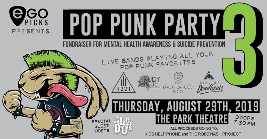 Pop Punk Party 3! – 101 5 UMFM